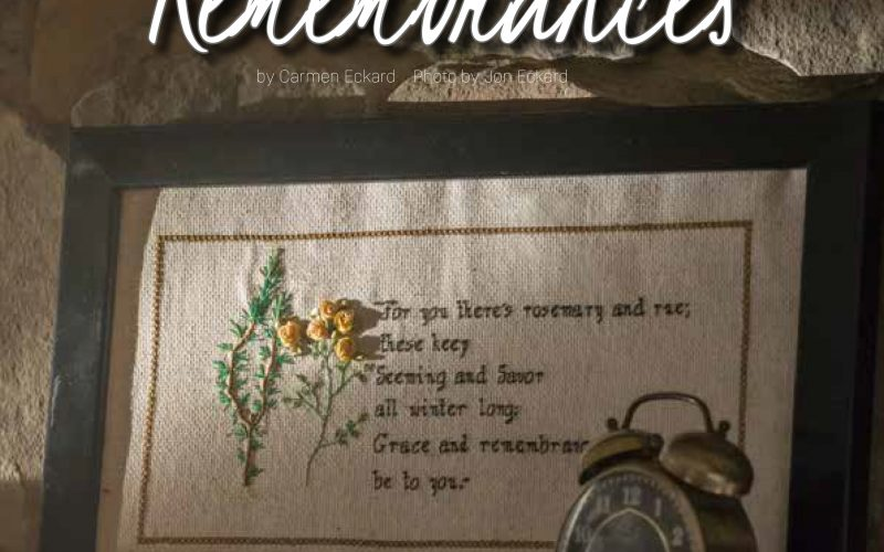 Rosemary's Remembrances